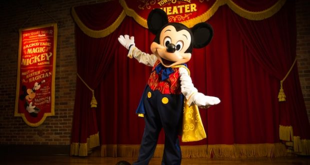 Talking mickey mouse meet and greets rumored to be removed from talking mickey mouse meet and greets rumored to be removed from walt disney world m4hsunfo Images
